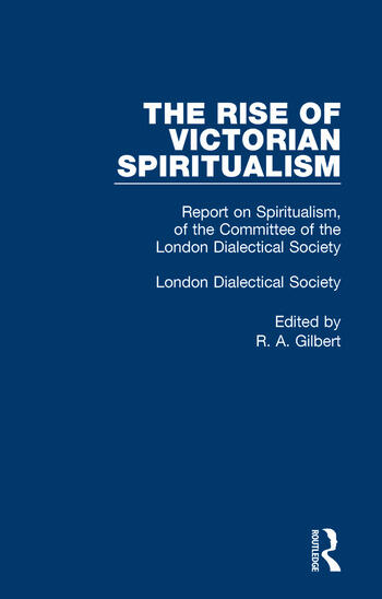 Report On Spiritualism V4 book cover