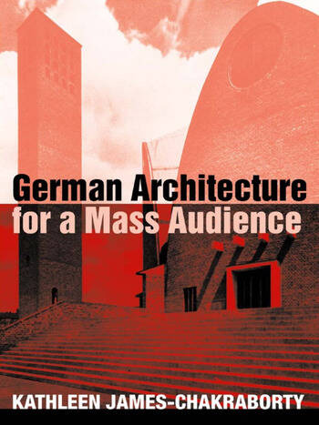 German Architecture for a Mass Audience book cover