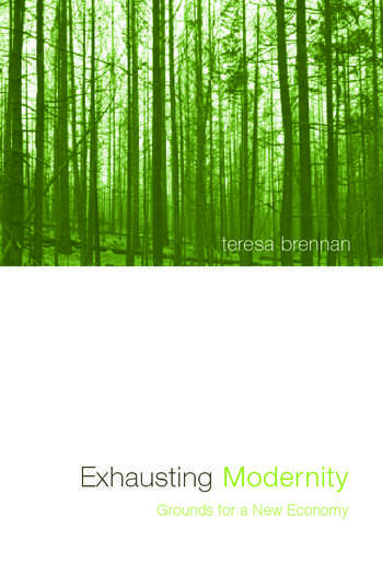 Exhausting Modernity Grounds for a New Economy book cover
