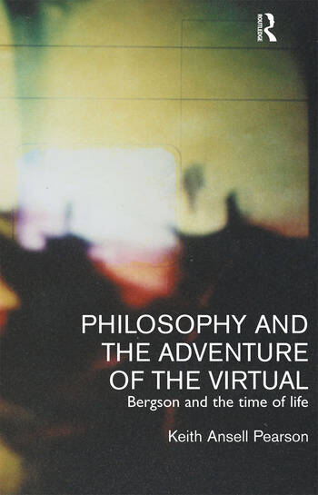 Philosophy and the Adventure of the Virtual book cover
