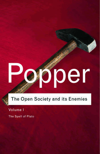 The Open Society and its Enemies The Spell of Plato book cover