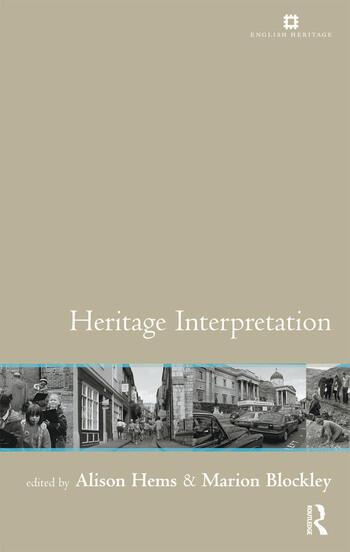 Heritage Interpretation book cover