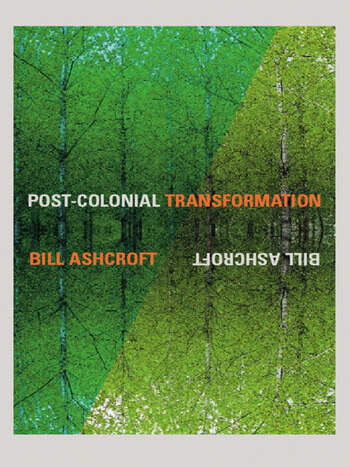 Post-Colonial Transformation book cover