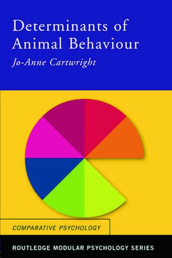 Determinants of Animal Behaviour book cover