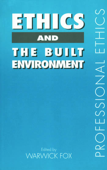 ethics and the environment Buy ethics of the global environment on amazoncom free shipping on qualified orders.