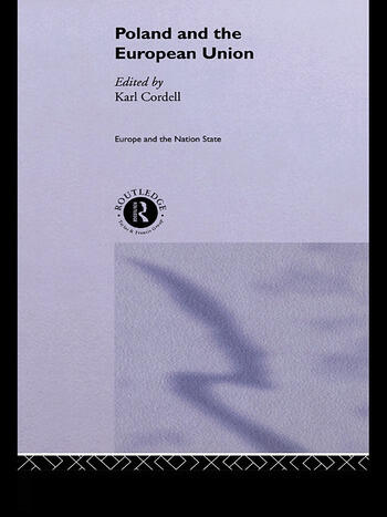 Poland and the European Union book cover