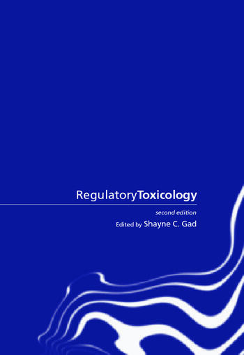Regulatory Toxicology book cover