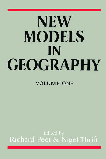 New Models In Geog V 1 book cover