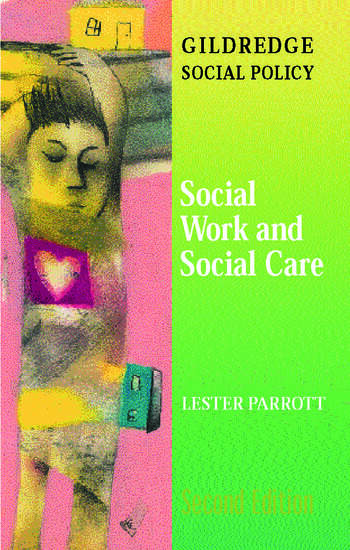 Social Work and Social Care book cover