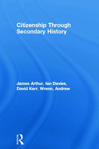 Citizenship Through Secondary History book cover
