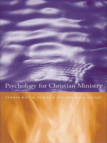 Psychology for Christian Ministry book cover