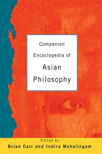 Companion Encyclopedia of Asian Philosophy book cover