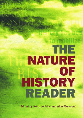 The Nature of History Reader book cover