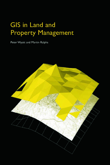 GIS in Land and Property Management book cover