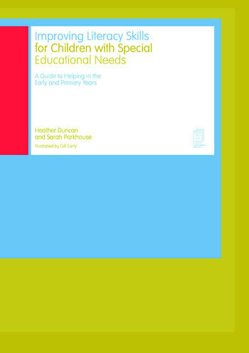 Improving Literacy Skills for Children with Special Educational Needs book cover