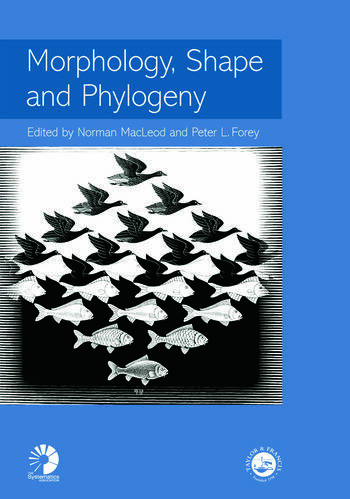 Morphology, Shape and Phylogeny book cover