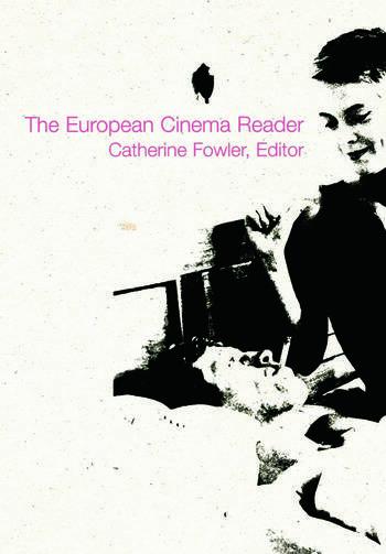 European Cinema Reader book cover
