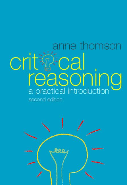 Critical Reasoning A Practical Introduction book cover