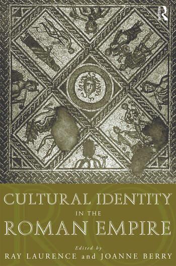 Cultural Identity in the Roman Empire book cover