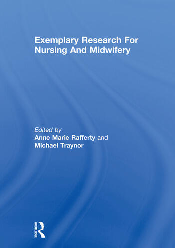 Exemplary Research For Nursing And Midwifery book cover