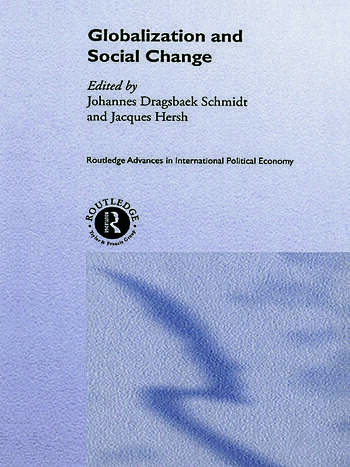 Globalization and Social Change book cover