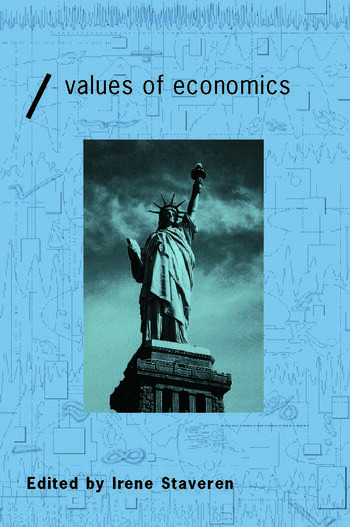 The Values of Economics An Aristotelian Perspective book cover