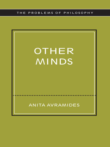 Other Minds book cover