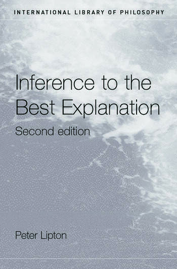 Inference to the Best Explanation book cover