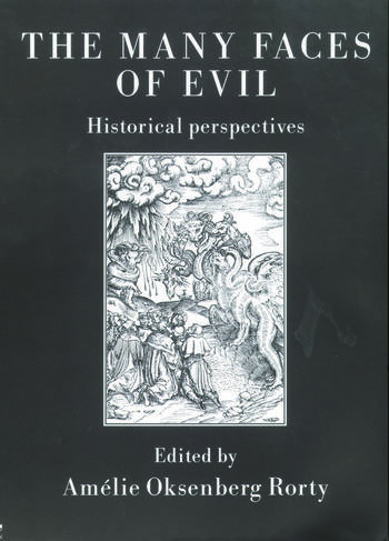 The Many Faces of Evil Historical Perspectives book cover