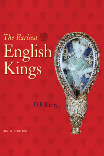 The Earliest English Kings book cover