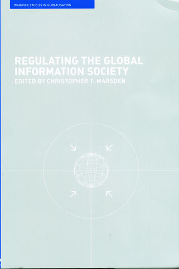 Regulating the Global Information Society book cover