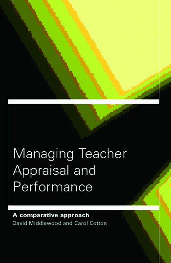 Managing Teacher Appraisal and Performance book cover