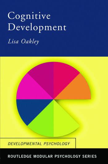 Cognitive Development book cover