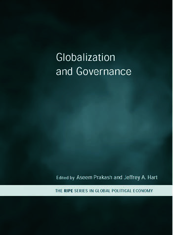 Globalization and Governance book cover