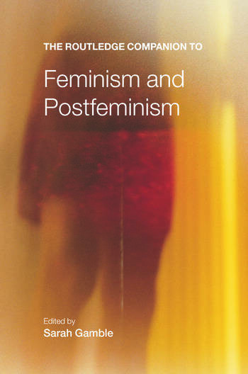 The Routledge Companion to Feminism and Postfeminism book cover