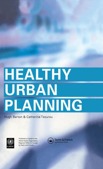 Healthy Urban Planning book cover
