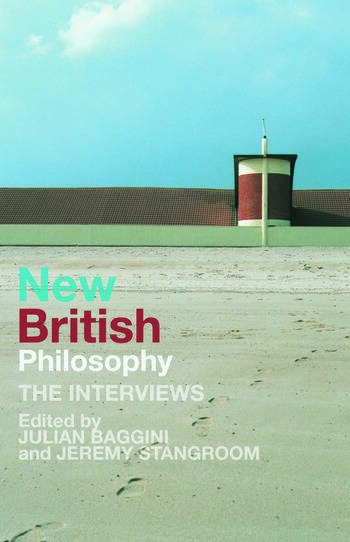 New British Philosophy The Interviews book cover