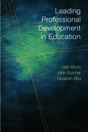 Leading Professional Development in Education OU Reader book cover