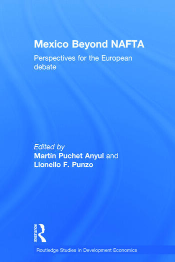 Mexico Beyond NAFTA book cover