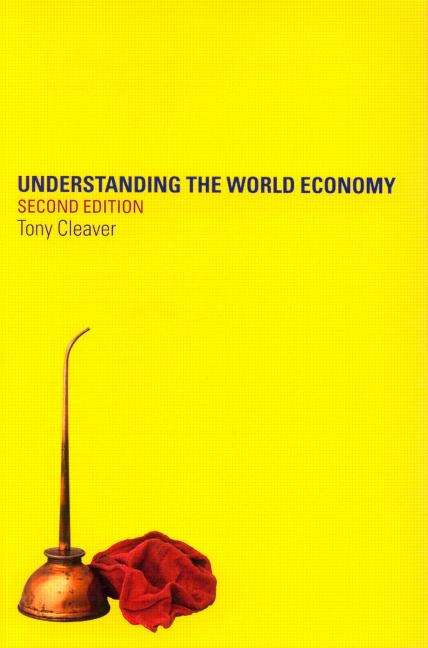 Understanding the World Economy book cover