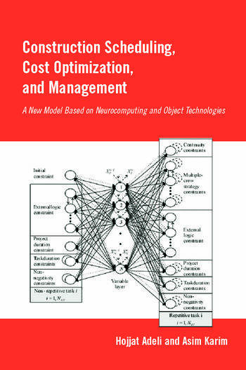 Construction Scheduling, Cost Optimization and Management book cover