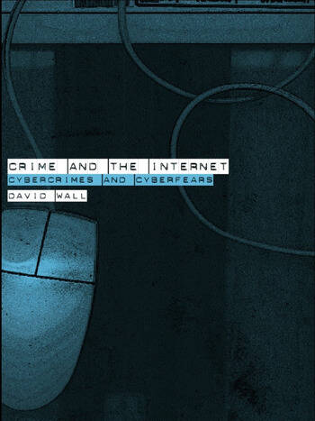 Crime and the Internet book cover