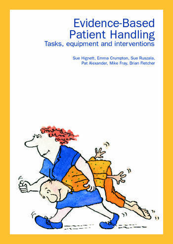 Evidence-Based Patient Handling Techniques and Equipment book cover