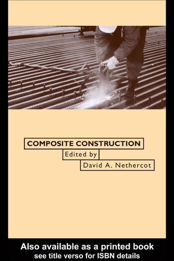 Composite Construction book cover