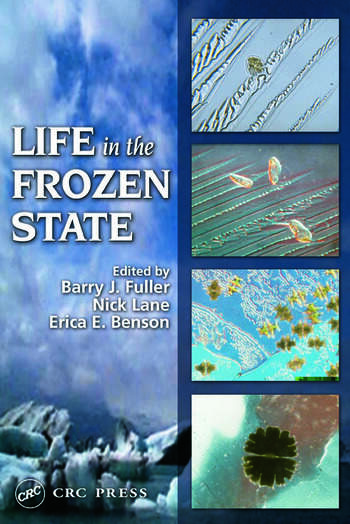 Life in the Frozen State book cover