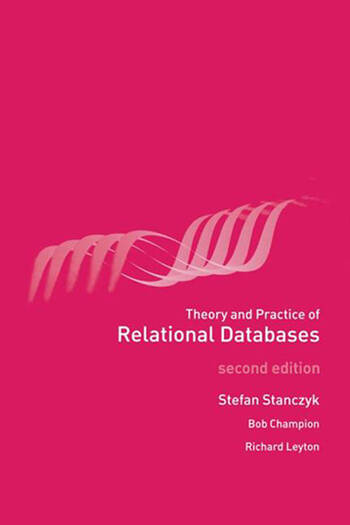 Theory and Practice of Relational Databases book cover