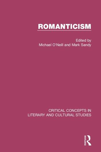 Romanticism book cover