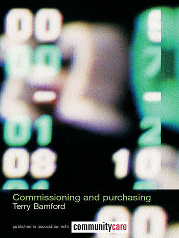 Commissioning and Purchasing book cover