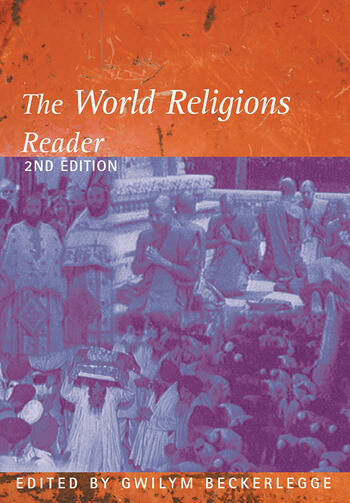 The World Religions Reader book cover