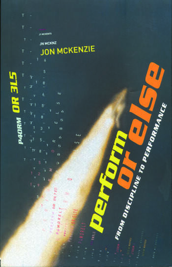Perform or Else From Discipline to Performance book cover
